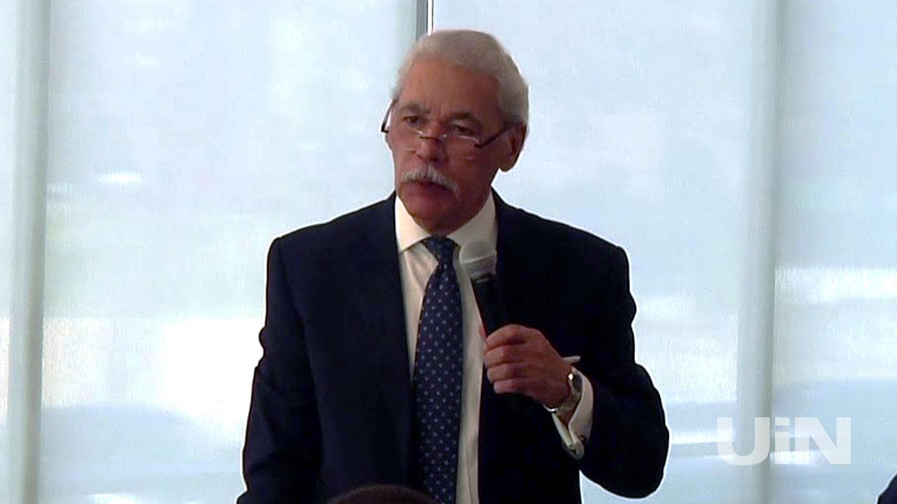 Dr George C Fraser