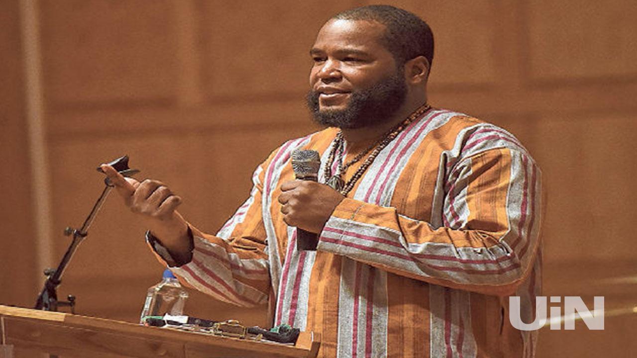 Dr Umar Johnson